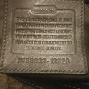 Coach Bags - Purse and wallet